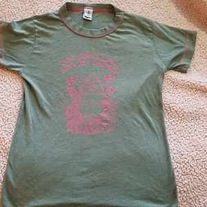 Urban Outfitters Tops - Urban outfitter  vintage Buddha t-shirt size M